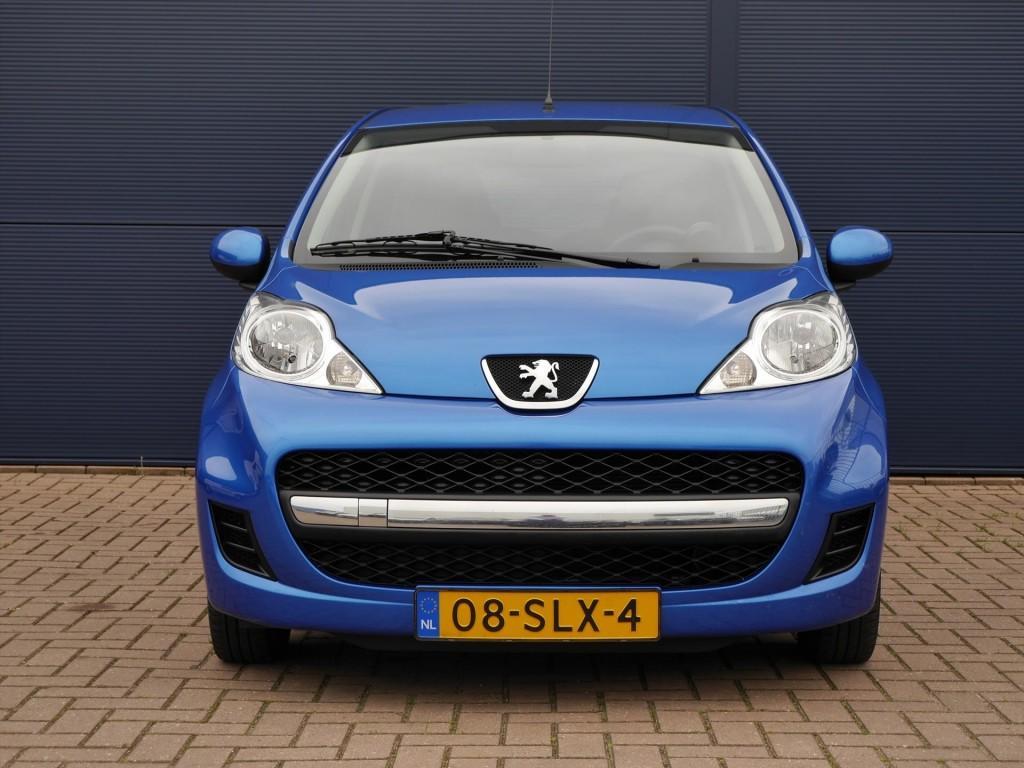 Peugeot 107 1.0 12V 68PK 5D XR + Pack ACCENT