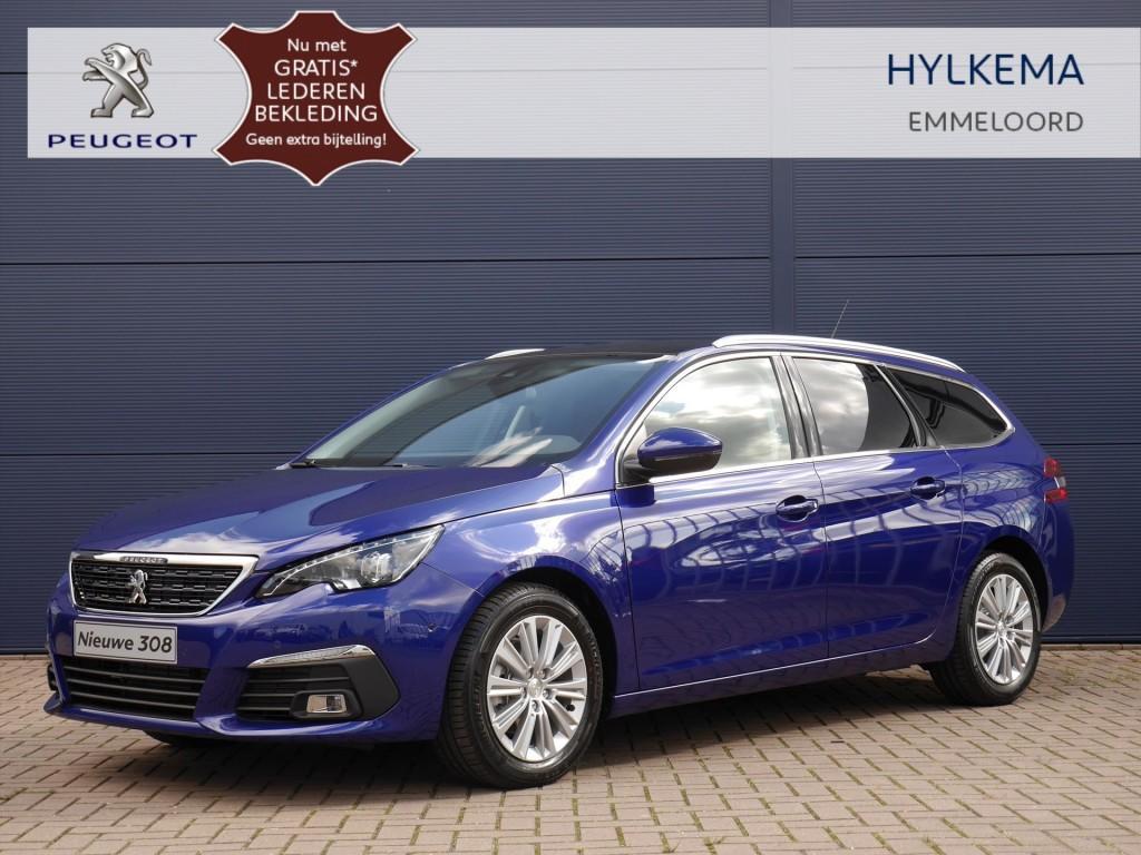 Peugeot 308 sw Blue lease premium 1.6 bluehdi 120eat6