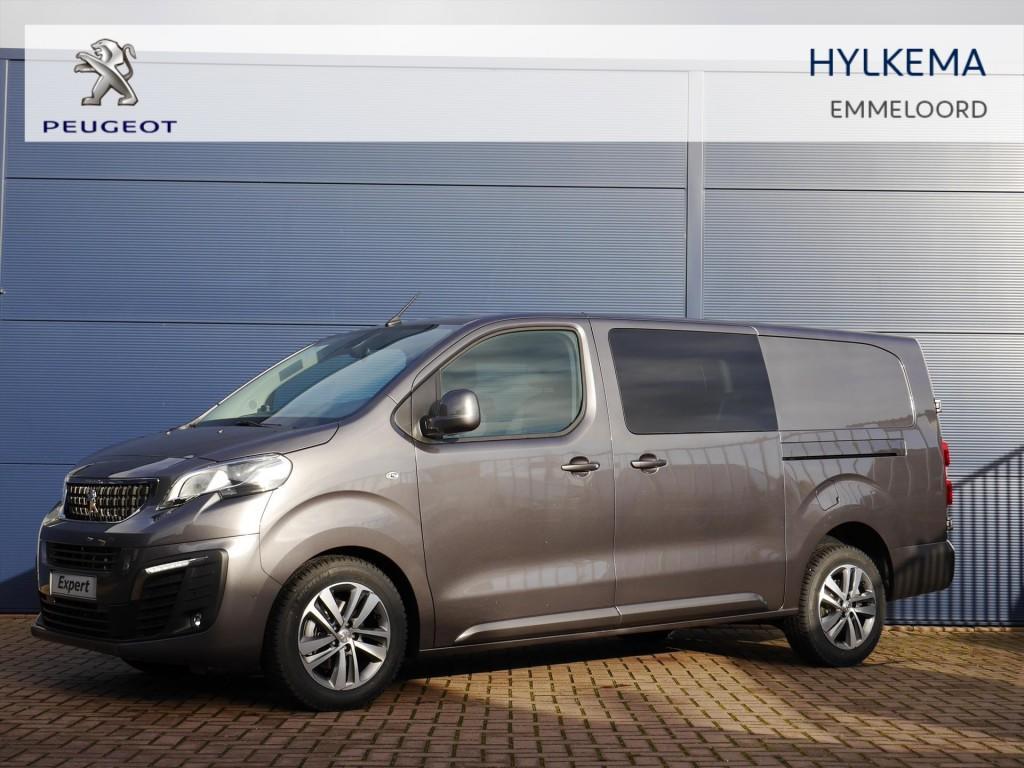 Peugeot Expert Dubbel cabine premium 120pk rijklaar actie