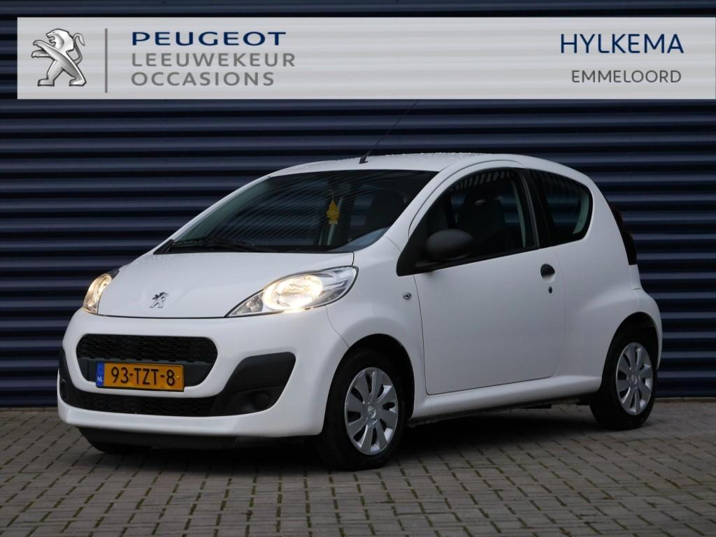 Peugeot 107 Pack accent 3 deurs 68pk