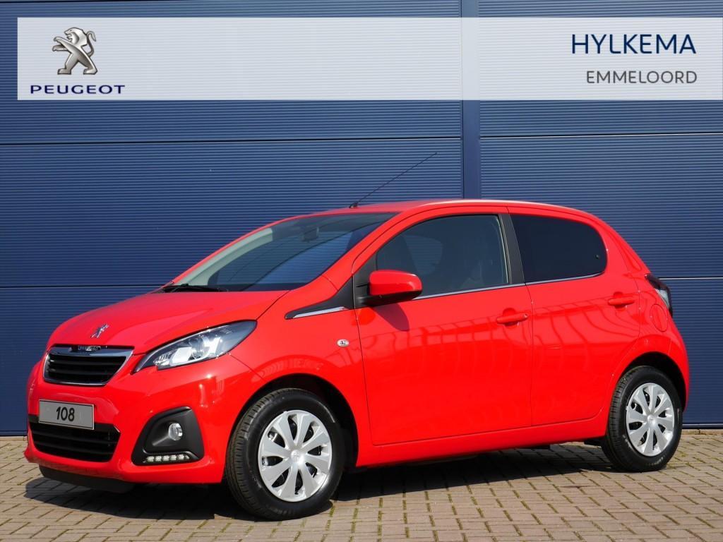 Peugeot 108 Active rijklaar voorraad actie