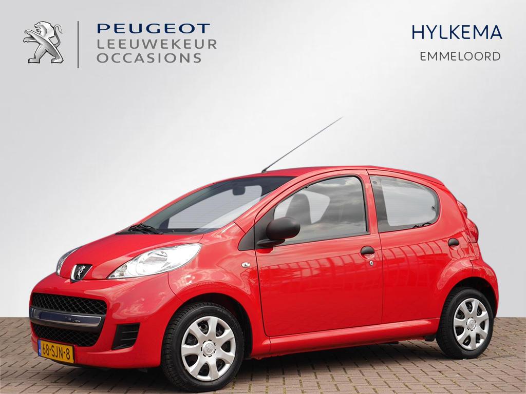 Peugeot 107 5deurs xr airco
