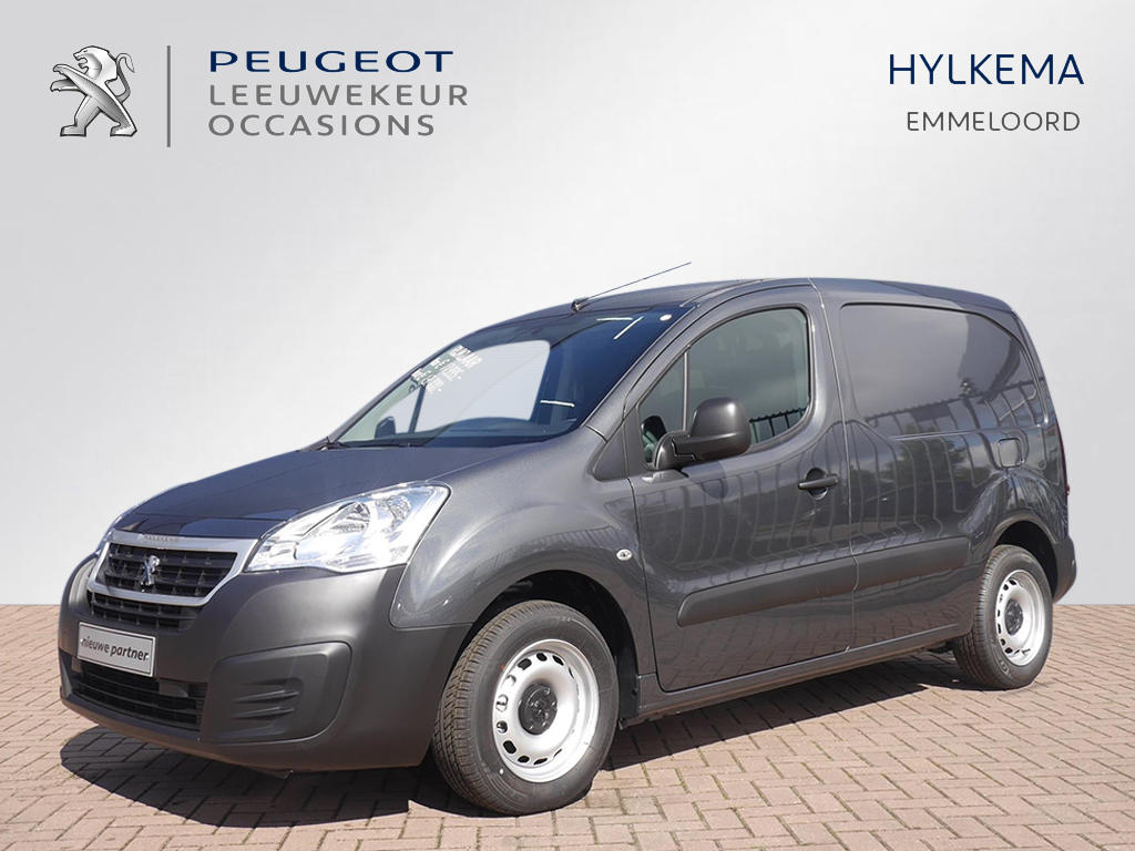 Peugeot Partner Hdi 100pk