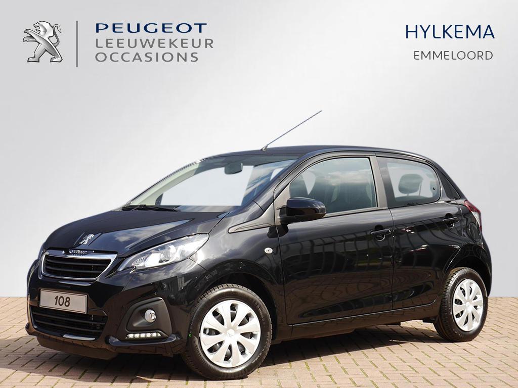 Peugeot 108 72pk active 5-d