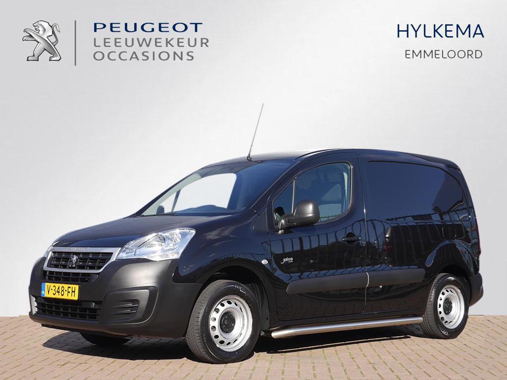 Peugeot Partner 1.6 bluehdi 100pk 3-zits premium l1