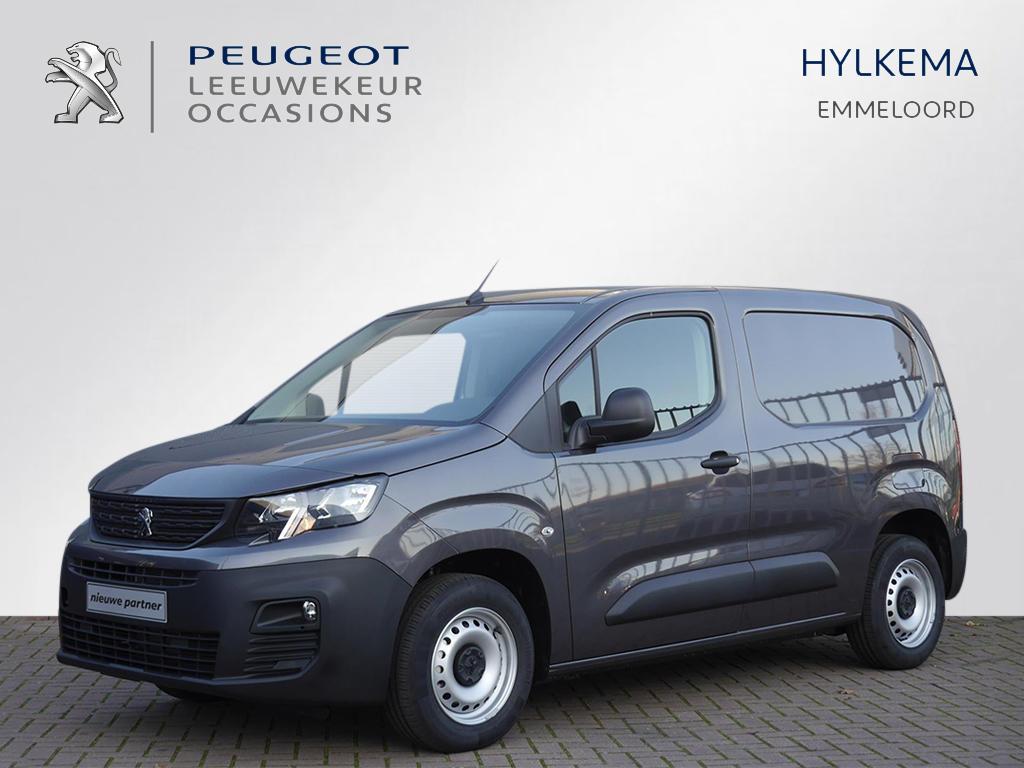 Peugeot Partner 1.6hdi 75pk 650kg premium