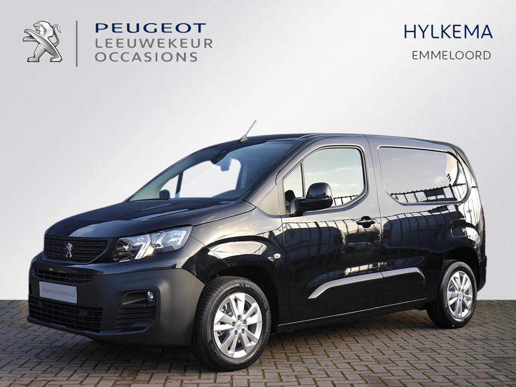 Peugeot Partner Bluehdi 130pk eat8 asphalt