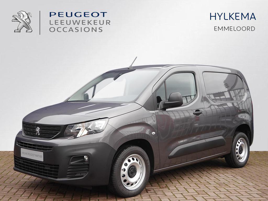 Peugeot Partner 100pk 650kg asphalt