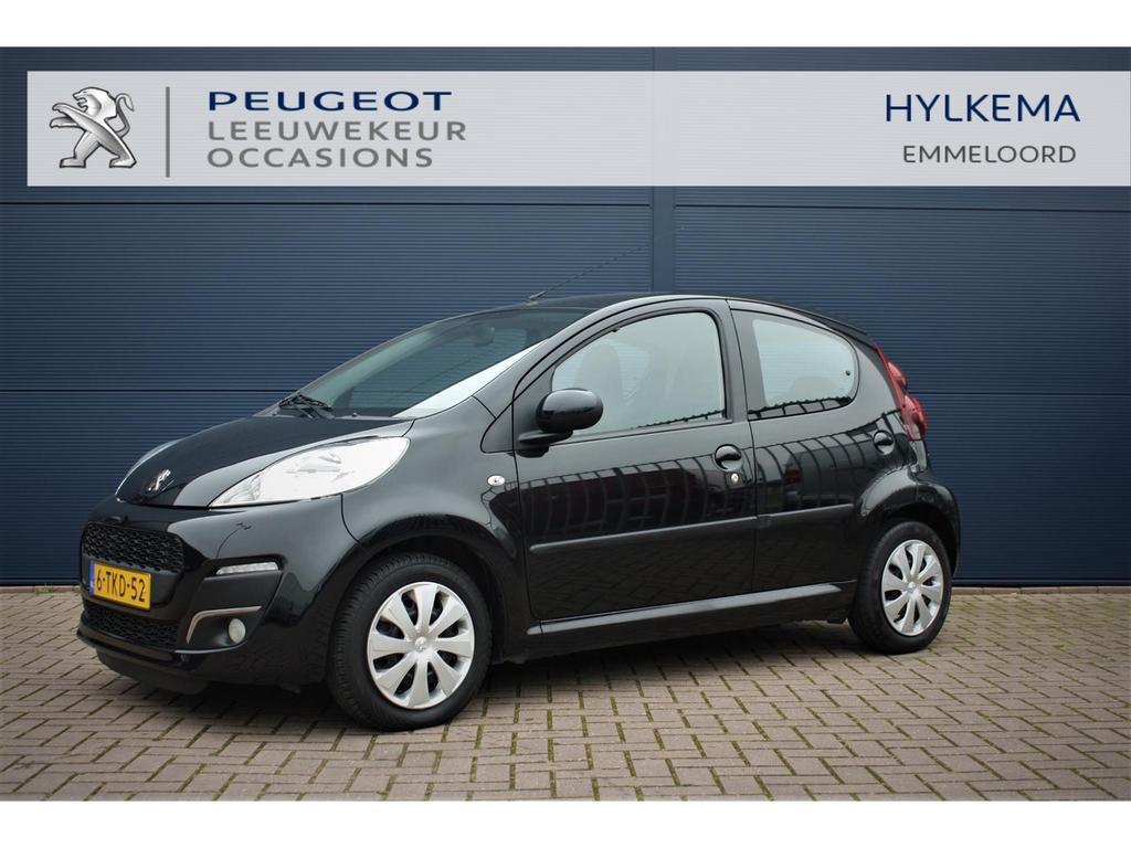 Peugeot 107 1.0 68pk 5dears active