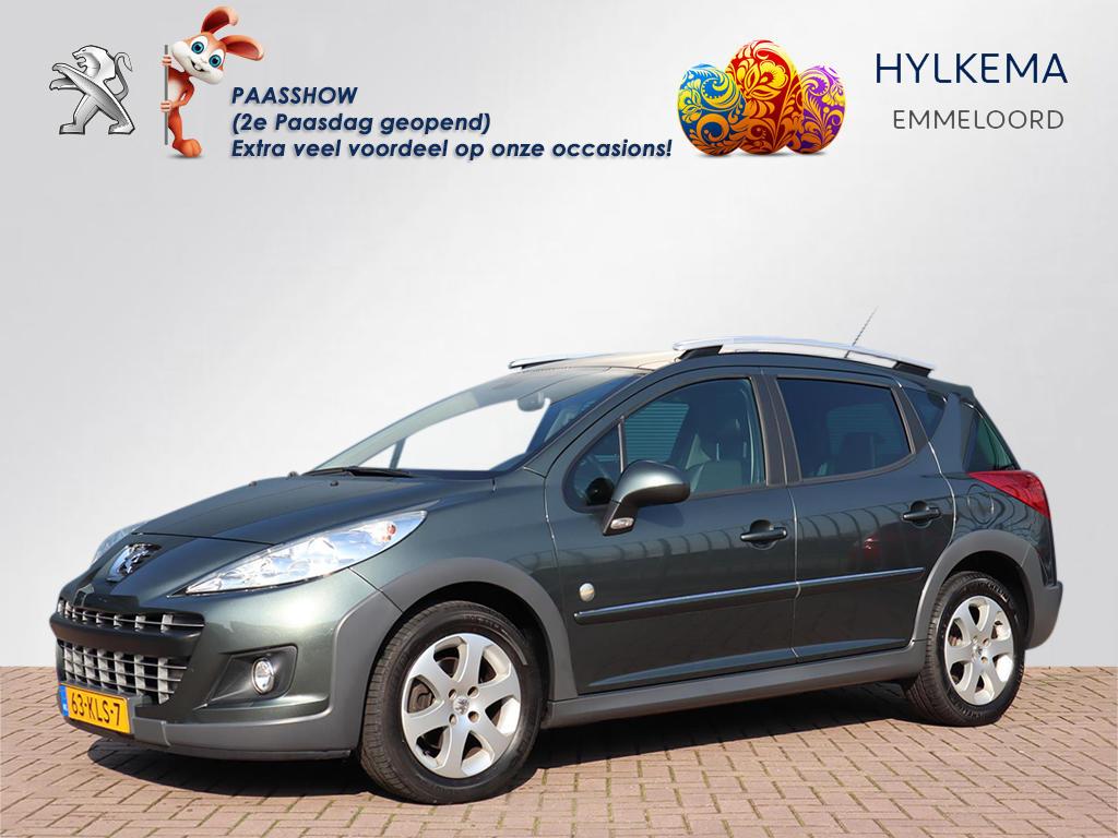 Peugeot 207 1.6 vti 120pk sw outdoor