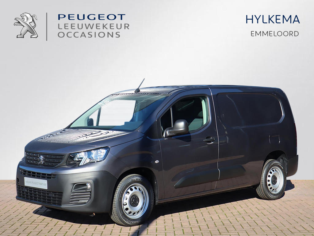 Peugeot Partner Rijklaar 100pk long premium 950kg nav