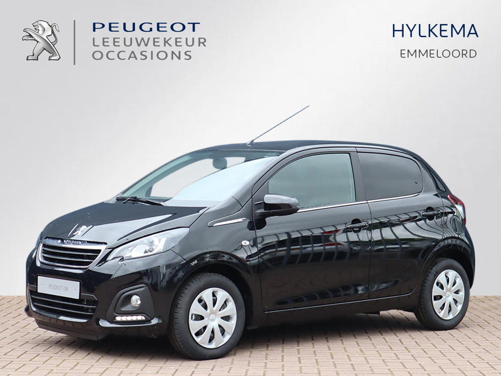 Peugeot 108 72pk 5d active