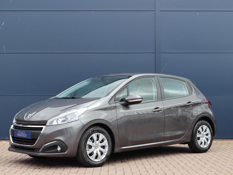 Peugeot 208 1.5 bluehdi 100pk blue lease active