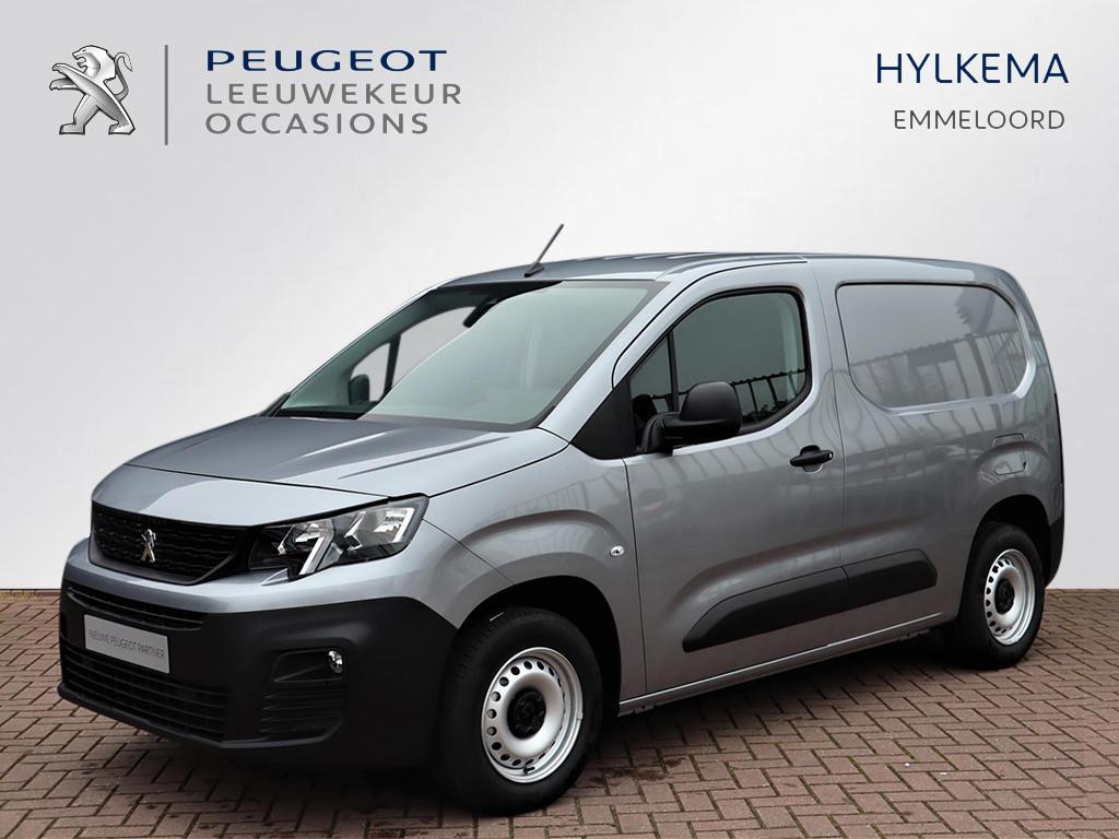 Peugeot Partner 75pk 650kg 3-zits premium