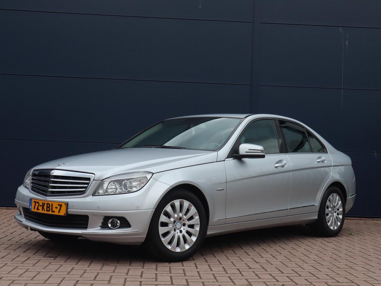 Mercedes-benz C-klasse 2.2 cdi c200 sedan aut elegance