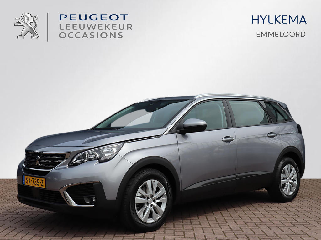Peugeot 5008 130pk 7 pers. bl executive
