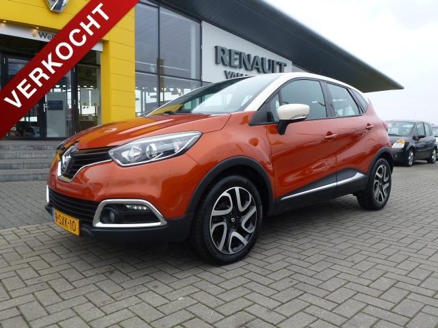 Renault Captur Tce dynamique r-link navigatie