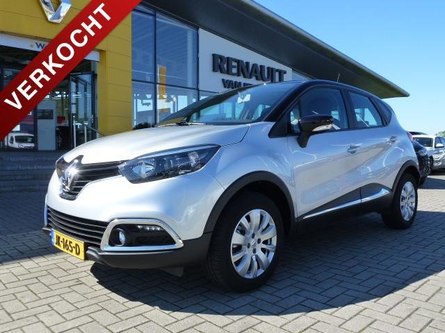 Renault Captur Tce 90 expression trekhaak