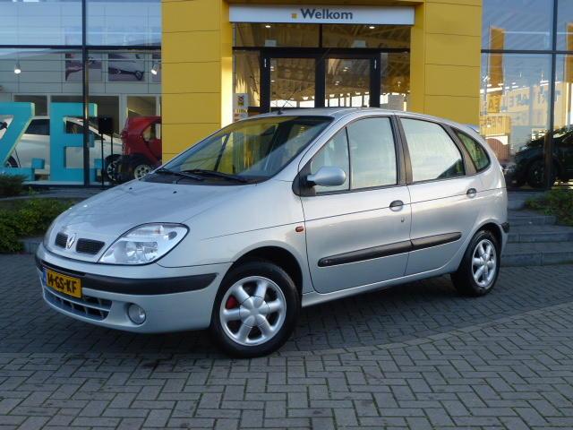 Renault Scénic 1.6 16v expression trekhaak