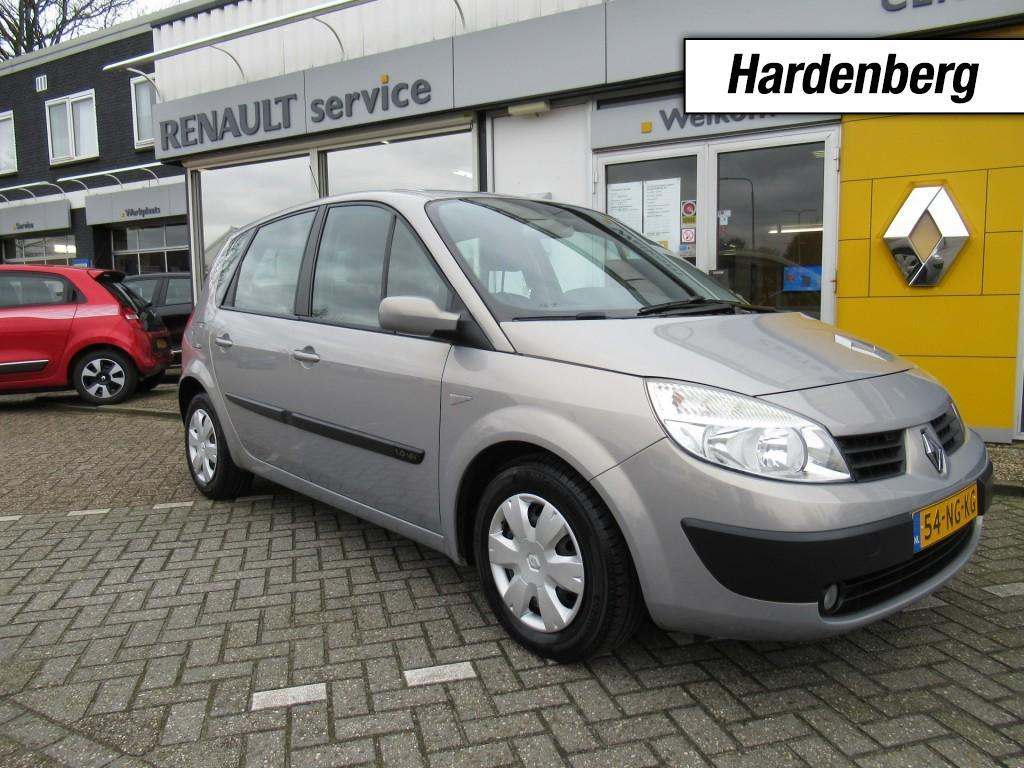 Renault Scénic 1.6 16v expr. comfort airco 144 dkm!