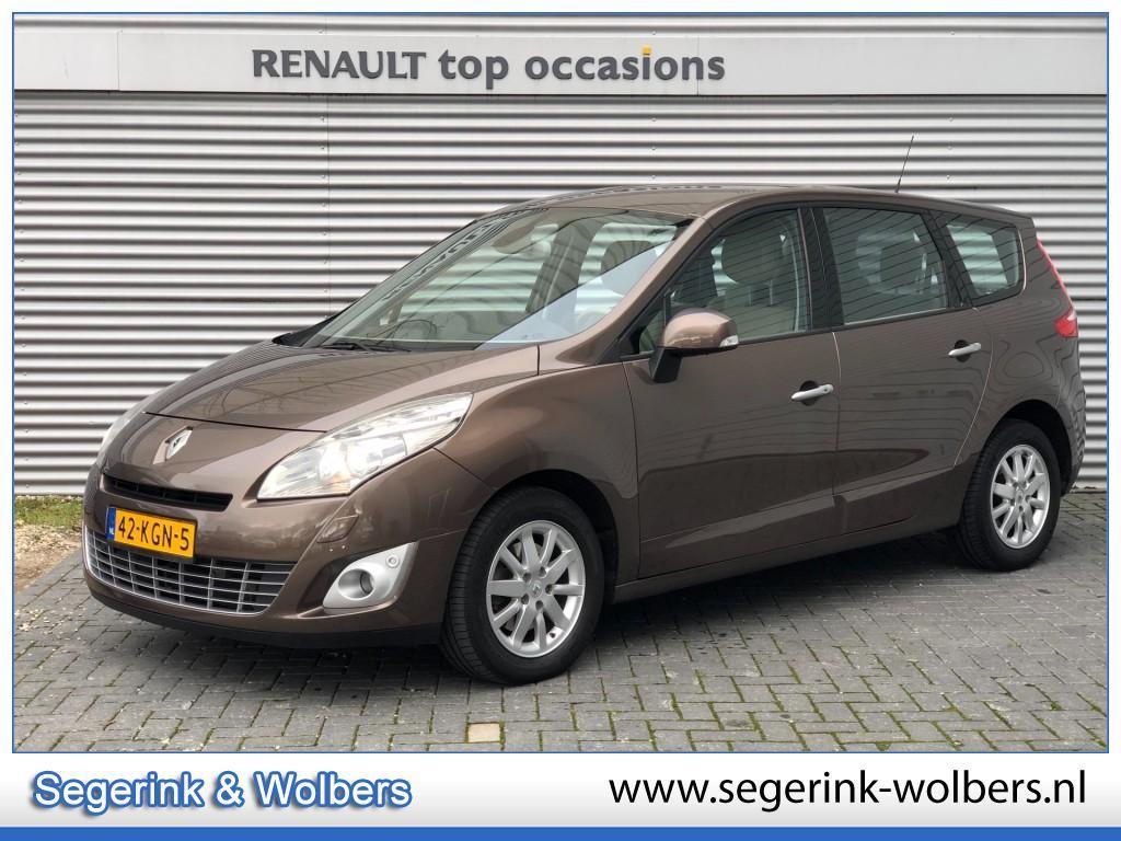 Renault Grand scénic 2.0-16v automaat privilege * vol leder / xenon *