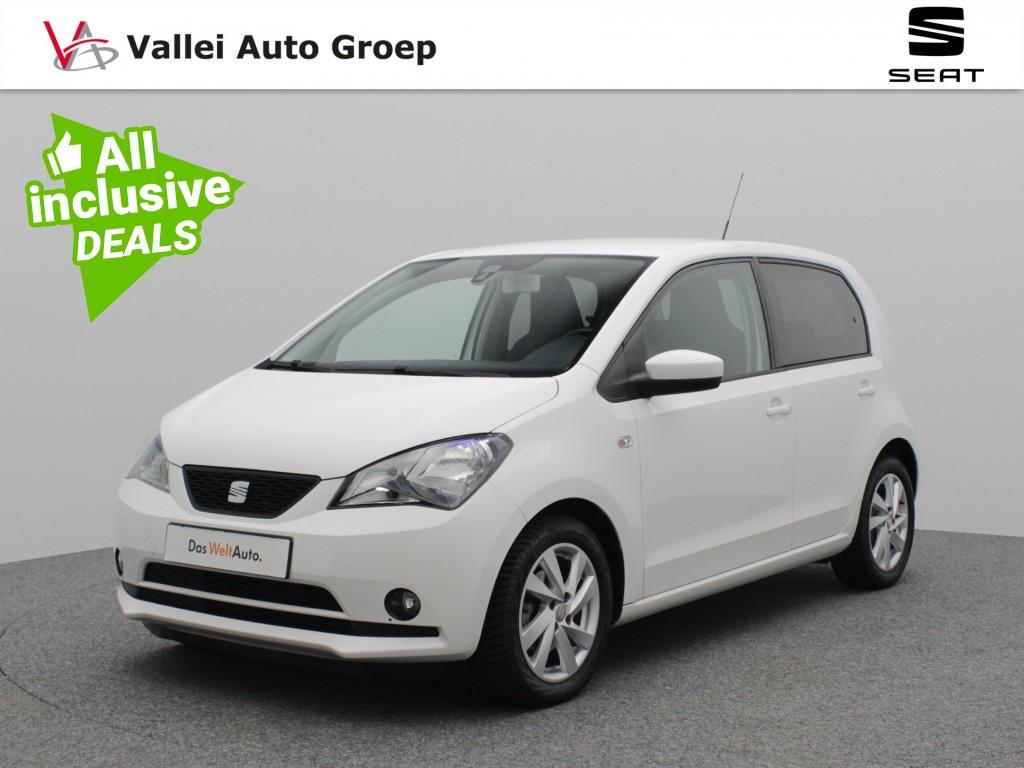Seat Mii 1.0 60pk style sport all-inclusive
