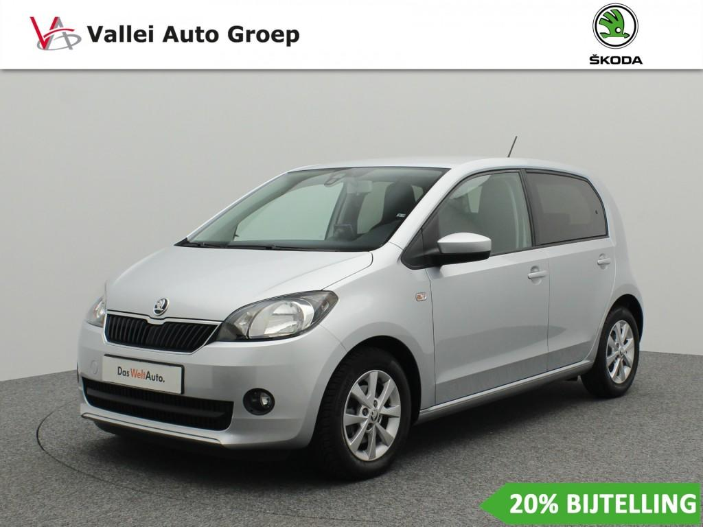 Škoda Citigo 1.0 60pk greentech edition