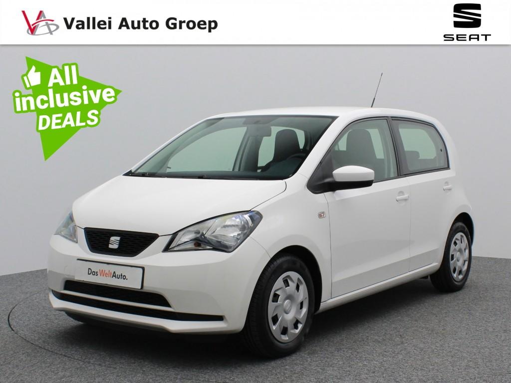 Seat Mii 1.0 75pk style all-inclusive