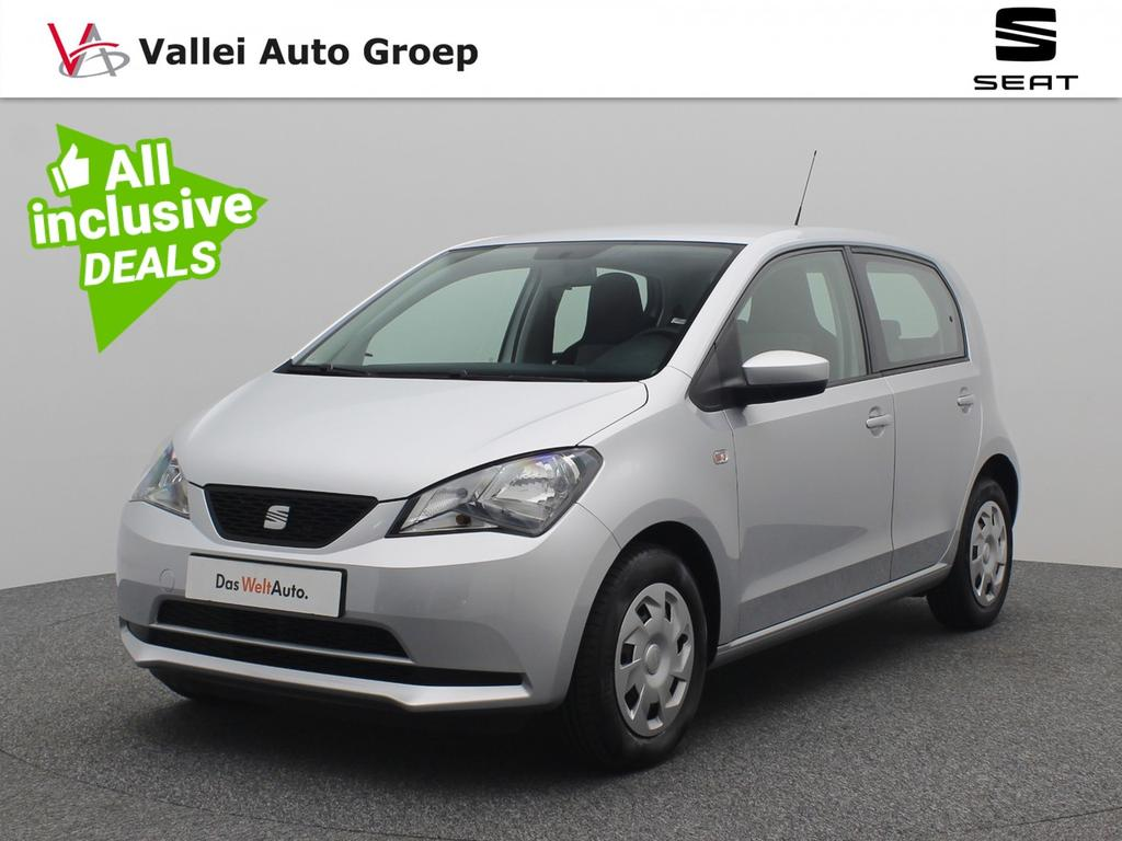Seat Mii 1.0 60pk style all-inclusive