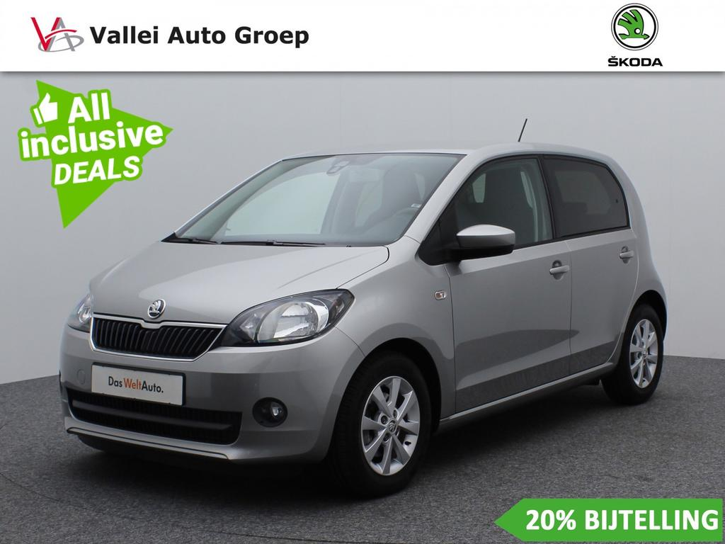 Škoda Citigo 1.0 60pk greentech edition all-inclusive