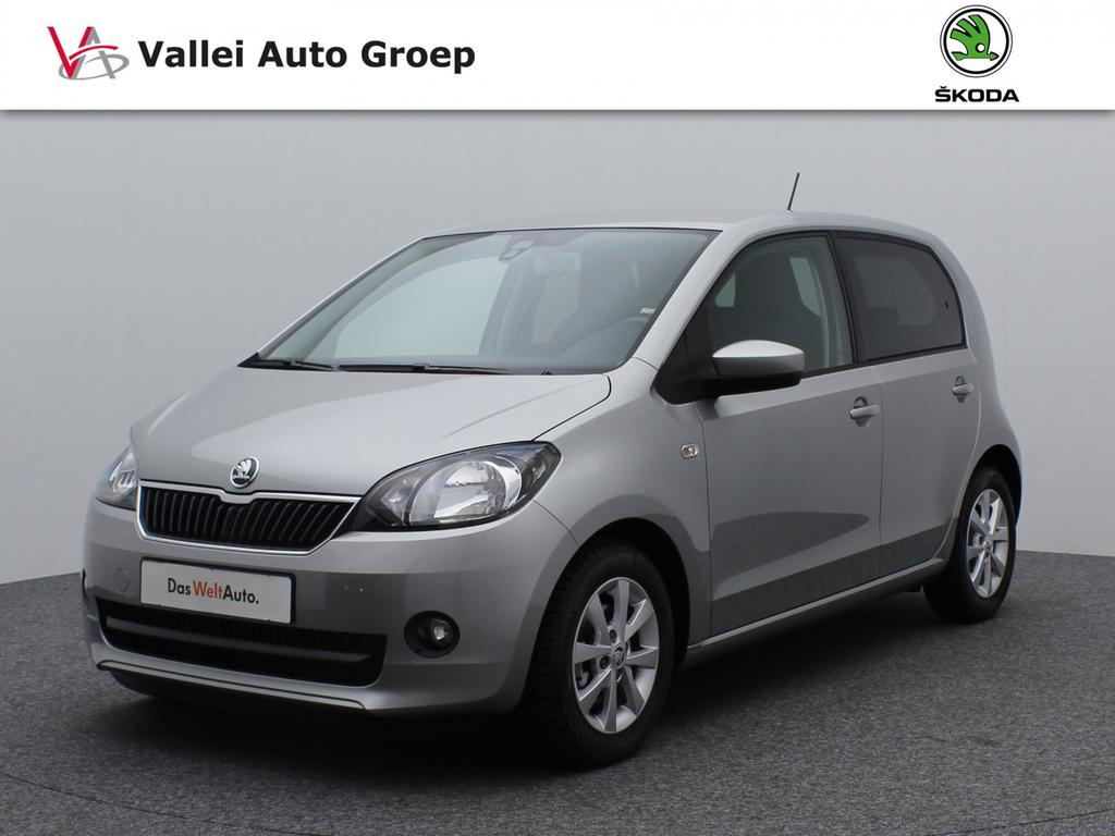 Škoda Citigo 1.0 60pk greentech fresh