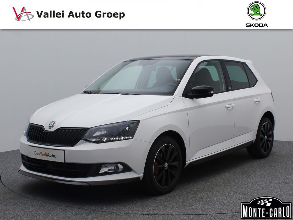 Škoda Fabia 1.2 tsi 110pk dsg monte carlo