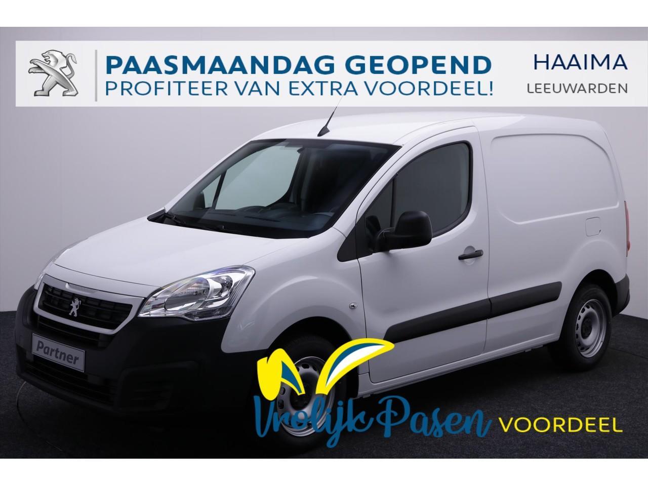 Peugeot Partner 1.6 bluehdi 75pk