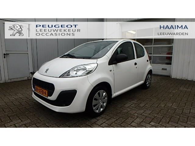 Peugeot 107 1.0-12v 5-deurs