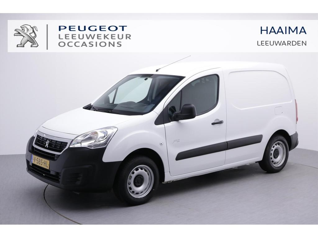 Peugeot Partner 1.6 bluehdi 75pk 3-zits premium