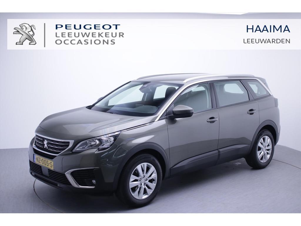 Peugeot 5008 1.2 puretech 130pk executive
