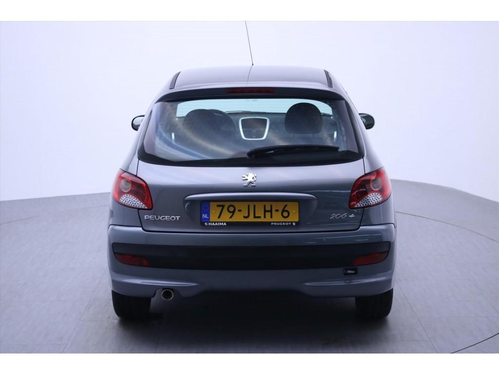 Peugeot 206+ 1.4 75pk 3-deurs