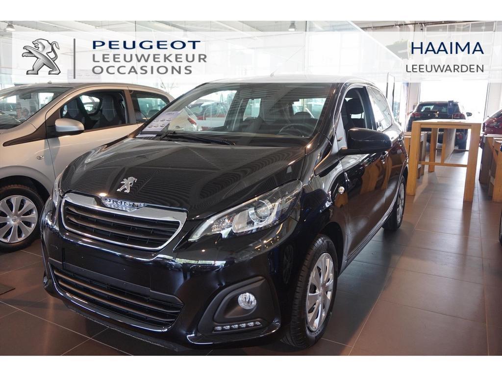 Peugeot 108 5 drs active 1.0 vti 68pk