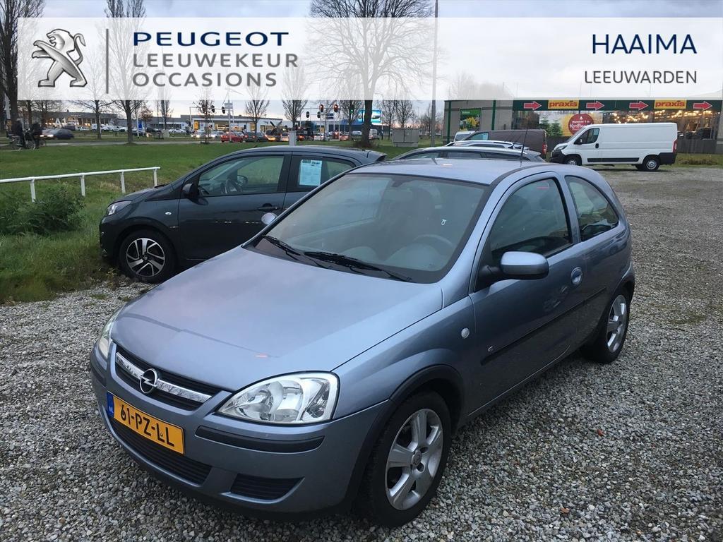 Opel Corsa 1.2-16v full rhythm
