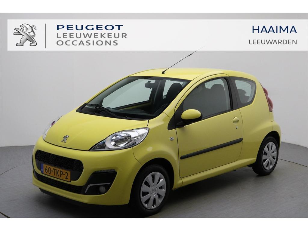Peugeot 107 1.0 68pk 3d active
