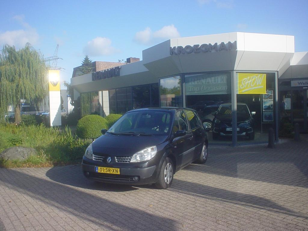 Renault Scénic 1.5 dci 76kw business line