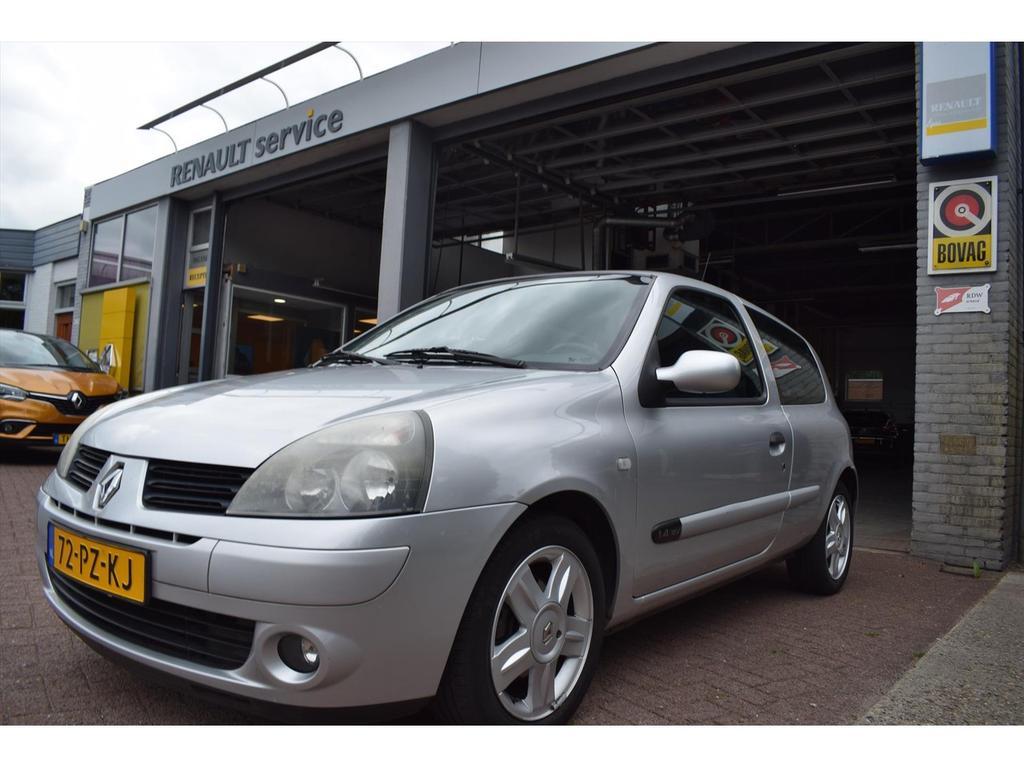 Renault Clio 1.4 16v 3dr 2005 comfort 1.850,-!!