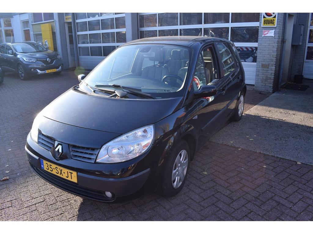 Renault Scénic 1.6 16v 82kw e4 expression