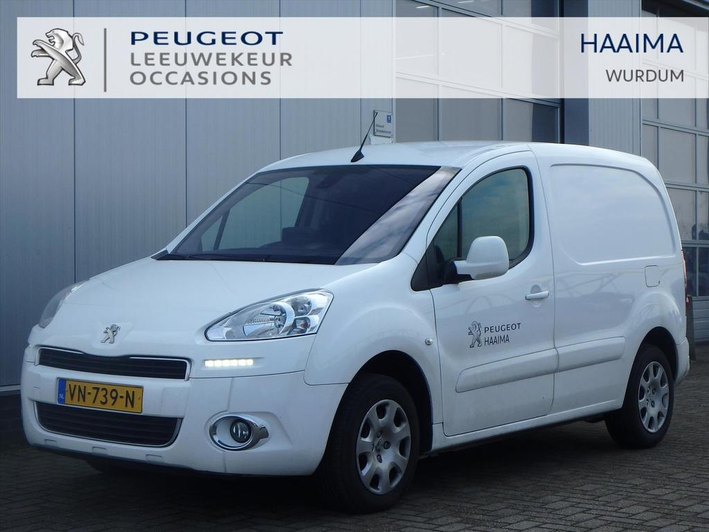 Peugeot Partner Gb 120 l1 navteq 1.6 e-hdi 90pk