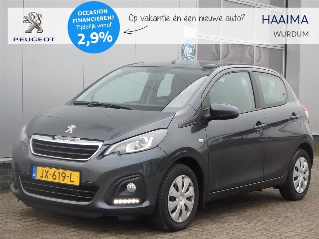 Peugeot 108 1.0 12v e-vti 51kw 5dr