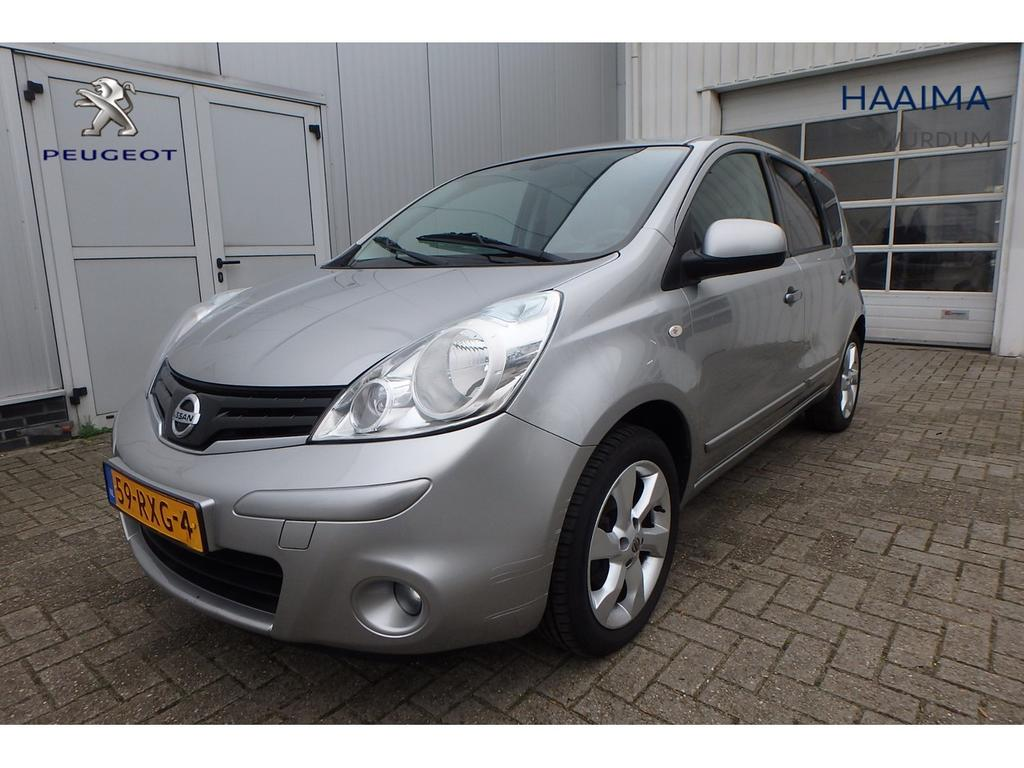 Nissan Note Life 1.6 automaat 110pk
