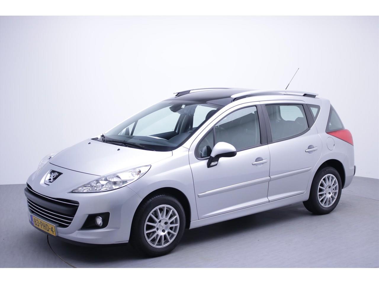 Peugeot 207 1.6 vti 16v 5drs aut xs