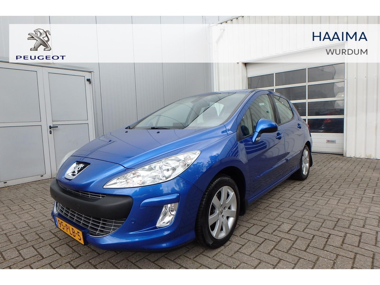 Peugeot 308 Blue lease exe. 1.6 hdif aut.
