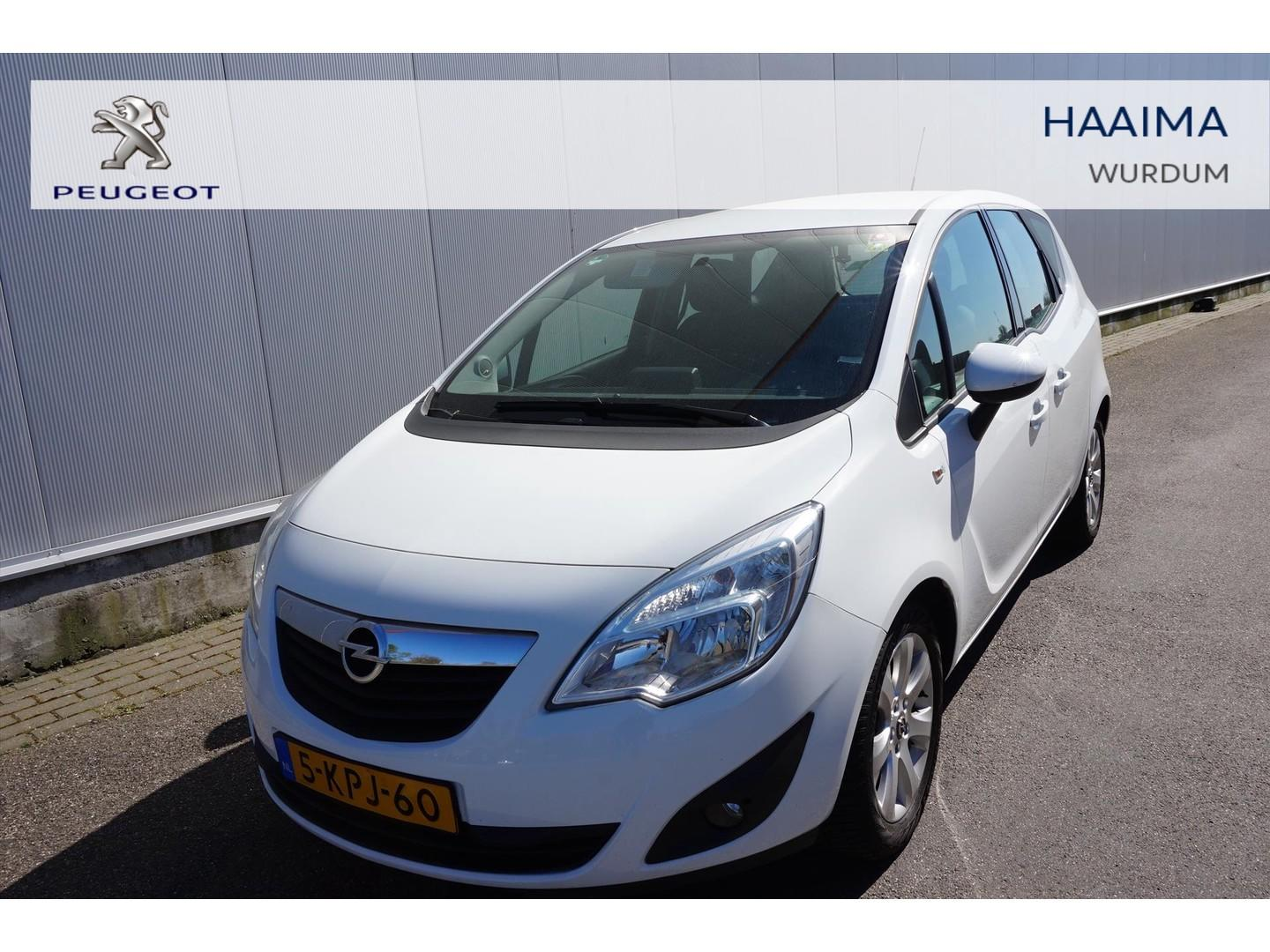 Opel Meriva 1.3 cdti ecoflex 95pk start/stop business+