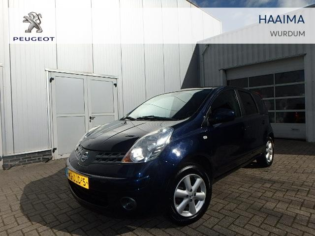 Nissan Note 1.6 110pk